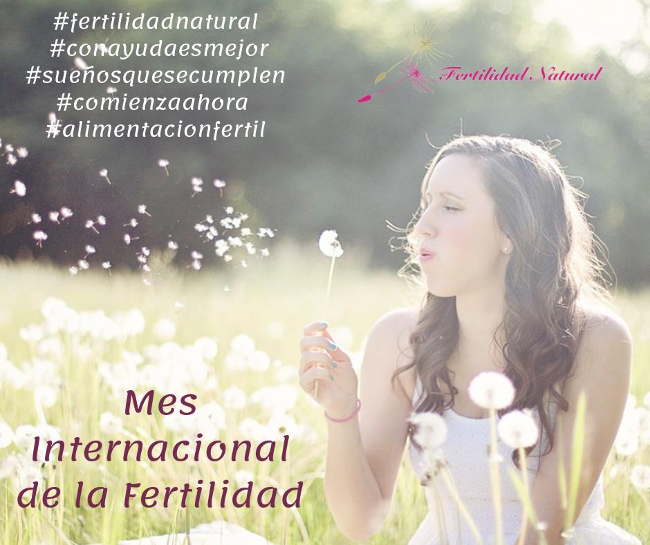 Junio, Mes de la Fertilidad- PRIMAVERA FÉRTIL