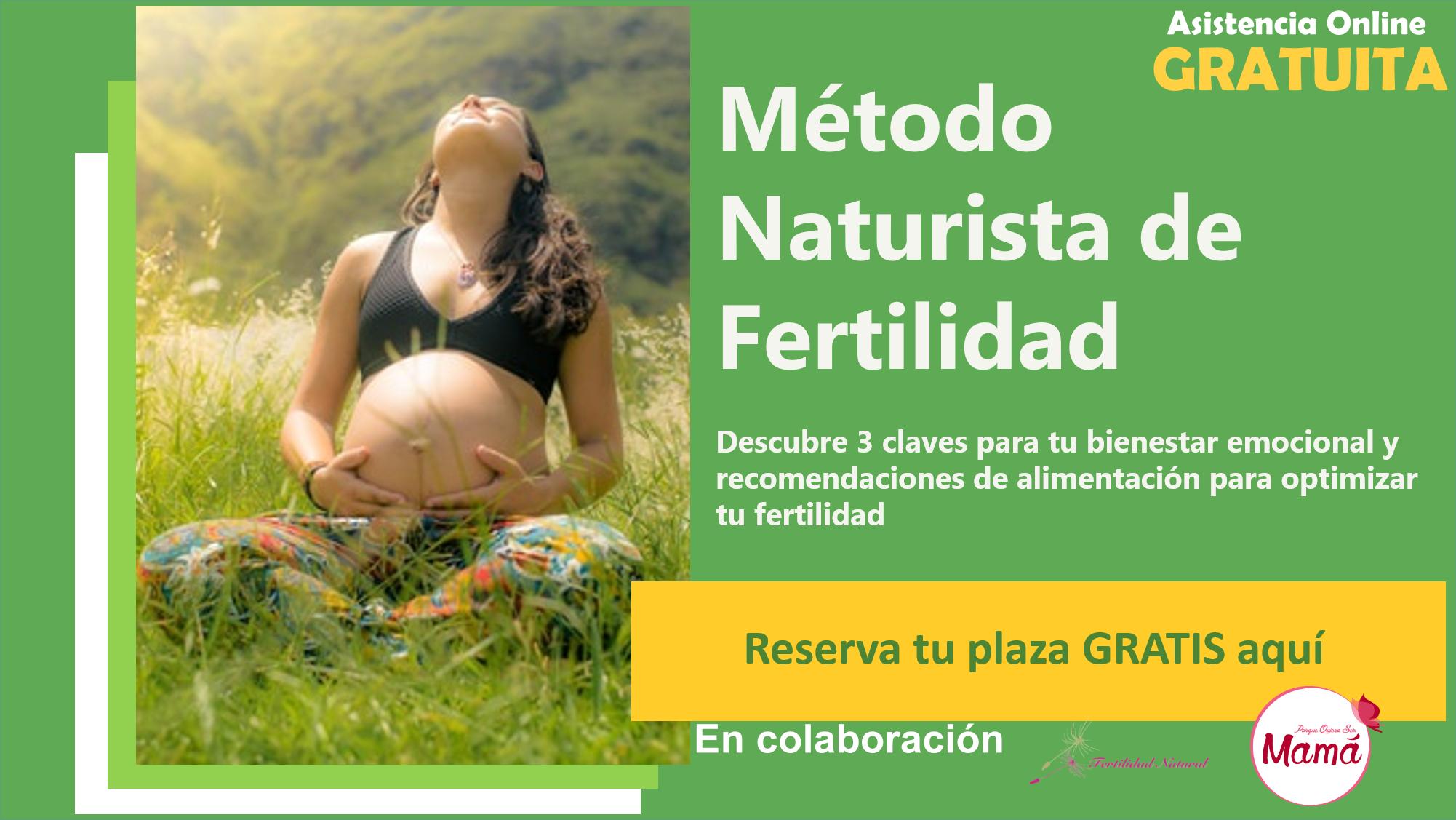 Webinar de Fertilidad junto a Laura Ceballos. Asiste online gratuita(14 de junio a las 18:00)
